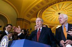 Cowardly GOP Senators Pick a Fight on Obama Nominees Then Flee Washington