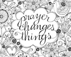 prayer changes things quotes - Google Search