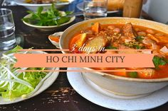 3 days in Ho Chi Minh City