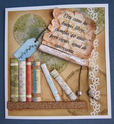 "Tarjeta ""libros"""