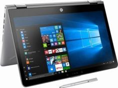 "HP Pavilion X360 14"" HD Touch Screen"