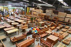 Outlet de Móveis Rústicos e Produtos de Madeira de Demolição — Madeira de…