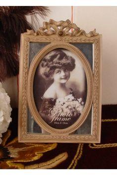 Wunderschöner Bilderrahmen im Vintage-Stil.