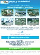 Transporte y Embarque - Granos  Por puerto y por firma