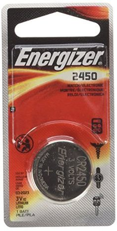 Energizer CR2450 Lithium Battery 3v ECR2450 Qty 6 * Learn more by visiting the image link.