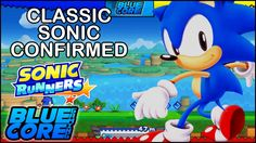 Classic Sonic Announced For Sonic Runners