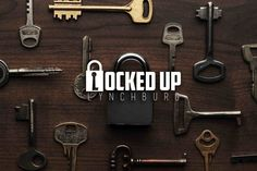 Locked Up Lynchburg -- An interactive game experience in which your group must find the clues and solve the puzzles in order to escape the room in 60 minutes | 117 Goldenrod Place, Lynchburg, VA 24502