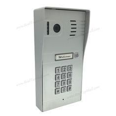 DIY Wireless Video Door Phone Wifi IP Video Door Phone Remote Door Access Unlocking Doors via iOS/Android smartphone tablets #Affiliate