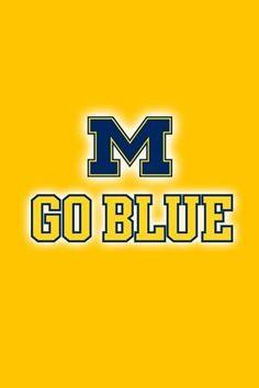 Go Blue, Wear Maize!
