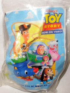 Burger King Toy Story Alien FigureToy New And Sealed #Disney