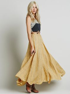 CP SHADES Latter to Love Skirt at Free People Clothing Boutique