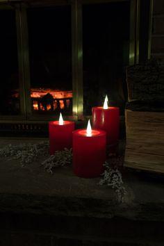 Globrite LED Candles #globrite #flamelesscandles