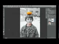Photoshop CS6: Working with masks | lynda.com tutorial - YouTube