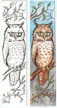 Owl mark by winkcisco863