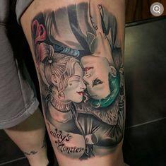 ♠Los Tatuajes de harley quinn y su significado♠
