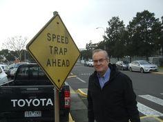Speed Trap Ahead