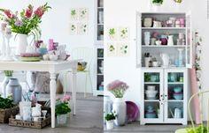 Home and Delicious: ikea og stemmningin