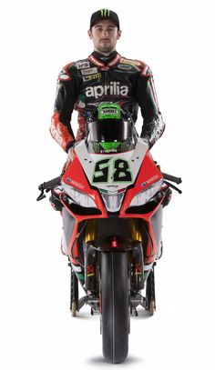 EUGENE LAVERTY - For the second year in a row Eugene #Laverty will kick off the #WSBK Championship astride the number 58 official #Aprilia #RSV4. The twenty-five year old rider from Northern Ireland, born in Toomebridge on June 3rd 1986, earned his first win with Aprilia in 2012 at Portimao, in addition to 5 podiums which took him to seventh place in the season's final rider standings, also contributing to Aprilia taking the Manufacturer World Title.