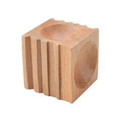 dapping and swaging block