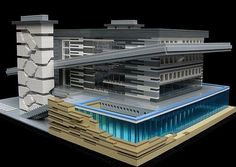 Modern Architecture Lego modern architecture lego lego modern architecture series youtube