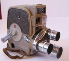 1950s Keystone Electric Eye 8mm