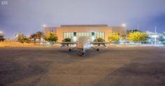 الكشف عن تصنيع أول طائرة سعودية بدون طيار