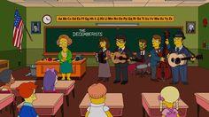 The Decemberist en The Simpsons