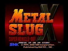 Metal Slug 1,2,3,4,X free download full Pc version