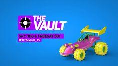 The Vault - Rebrand on Vimeo