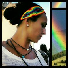 "Turbante ""Arcoiris"""