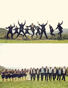 Trendy must have bridal party photos wedding pics 60 ideas Prom Photos, Prom Pictures, Dance Pictures, Wedding Pictures, Jumping Pictures, Wedding Picture Poses, Wedding Photography Poses, Wedding Poses, Wedding Shot