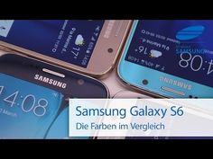 Die 3 neuesten Videos zum Samsung Galaxy S6 und S6 Edge ♥ Samsung Galaxy S6, Galaxy Phone, Android Video, Videos, Youtube, Youtubers, Youtube Movies