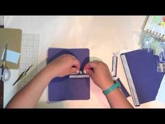 ▶ File Folder Flip tutorial - YouTube - Okay, fine, I'll pin this one too!