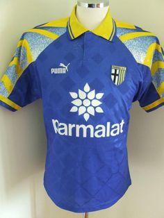 Parma Away football shirt 1995 - 1997