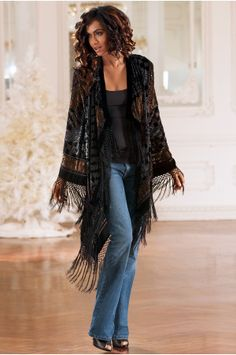 cute capes and ponchos...my style
