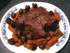Make and share this Pot Roast Made With Beer for the Pressure Cooker recipe from Food.com.