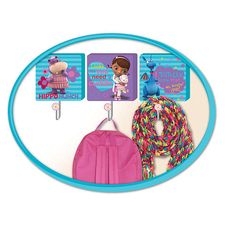 "Disney Doc McStuffins 3-Pack Wall Hooks - Idea Nuova - Babies""R""Us"