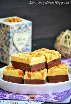 Ciocolata de casa cu caramel