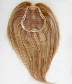 Pear Remy Human Hair Top Piece from UniWIgs   Mono base give the most natural looking and comfortable feeling. 5.25*4.75 unique base size.   shop here: https://www.uniwigs.com/hair-pieces/41121-pear-remy-human-hair-top-piece.html