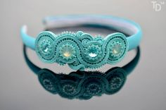 Jewel in the Crowd – Soutache and beaded jewellery Boho Jewelry, Wedding Jewelry, Beaded Jewelry, Jewelery, Hair Barrettes, Hair Bows, Headbands, Soutache Necklace, Hair Decorations