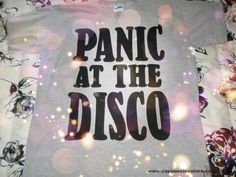 panic at the disco tumblr | Cappuccine Store, Panic At The Disco