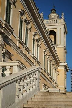Colorno Parma Italy Reggia Ducale (Maria Luigia d'Austria)