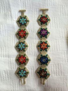 Peyote bracelet ⭐︎