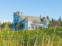 Victorian-style Waterfront Estate | Kenai, Alaska | Realogics Sotheby's International Realty