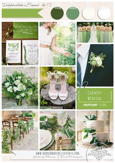 A cor do ano de Greenery - Berries and Love Green Wedding, Spring Wedding, Wedding Colors, Wedding Flowers, Color Of The Year 2017 Pantone, Pantone Color, 2017 Wedding Trends, Pantone Greenery, Designer
