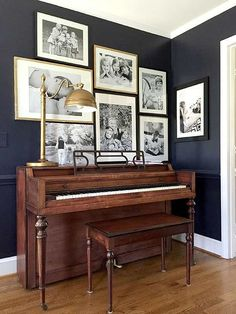 Love the look of dark rooms you see on Pinterest, but feel a little intimidated about painting one of your own? Dark paint colors don't always have to be daunting. Here are five favorites you might consider to create a space that awes -- but doesn't overwhelm -- you.