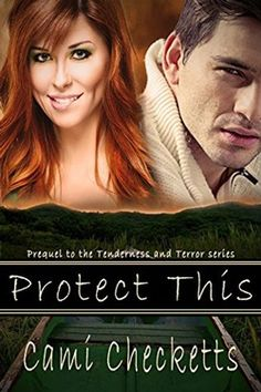 PROTECT THIS (Tenderness & Terror novella, #0.5) by Cami Checketts. Romantic Suspense. With five female college students on the missing persons' list, and the perpetrator still at large, Natasha is nervous about dating anyone. But, it's hard to say no to Tony, the hot graduate assistant she's been drooling over all semester. Too bad she's not sure who to trust and all the men around her feel more like suspects than heroes. When Natasha gets into trouble and the man that should have been the…