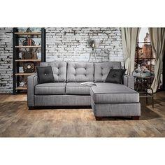 Furniture of America Ravel II Sectional Las Vegas Furniture Online | LasVegasFurnitureOnline | Lasvegasfurnitureonline.com