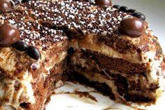 Торт без выпечки из пряников! За час!