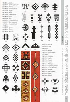New tattoo fonts bold writing Ideas Tribal Patterns, Loom Patterns, Embroidery Patterns, Native American Patterns, Native American Symbols, Native Symbols, Graphisches Design, Native Design, Prayer Rug
